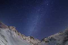 Alpen snow galaxy (masahiro miyasaka) Tags: trip travel blue winter light vacation white mountain snow mountains alps cold art ice beautiful japan night canon wonderful stars wonder real outdoors star frozen amazing nice fantastic soft long exposure december shot time top gorgeous explorer freezing glacier fisheye clear andromeda galaxy fantasy astrophotography absolutely excellent mysterious  create impressed wallpapers alpen lovely orient fabulous incredible  marvelous oneshot milkyway  startrail  cassiopeia  earthandsky  earthandspace   Astrometrydotnet:status=failed alemdagqualityonlyclub eos5dmark Astrometrydotnet:id=alpha20100174283804