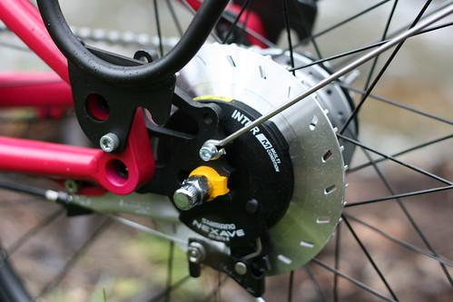 Shimano Nexave Roller Brake