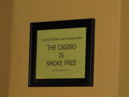 Smokefree Casino