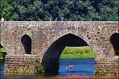 Ponte de Lima - Gtica (mariag.) Tags: portugal rio lima maria ponte castelo picnik romana norte viana 2010 minho gtica