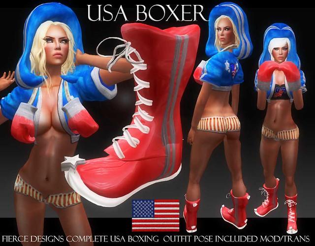 USA BOXER