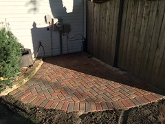 """New Brick Work • <a style=""""font-size:0.8em;"""" href=""""http://www.flickr.com/photos/109120354@N07/32298448743/"""" target=""""_blank"""">View on Flickr</a>"""