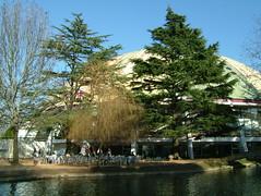 Porto Palácio de Cristal lago 0401