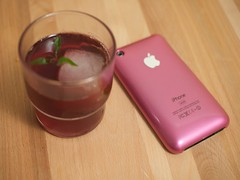 Jamaica tea & new iPhone cover