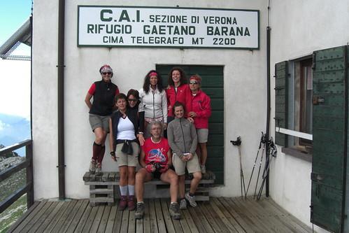 gruppo al telegrafo