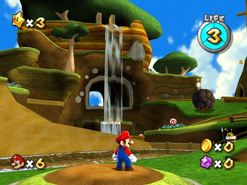 Super Mario Galaxy HD