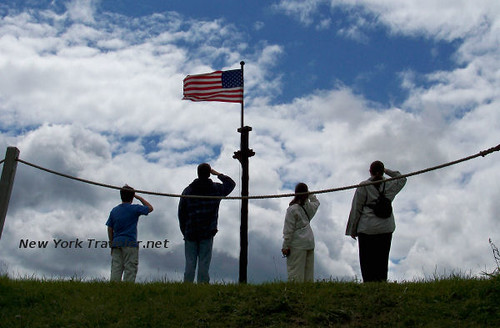 Salute to Flag