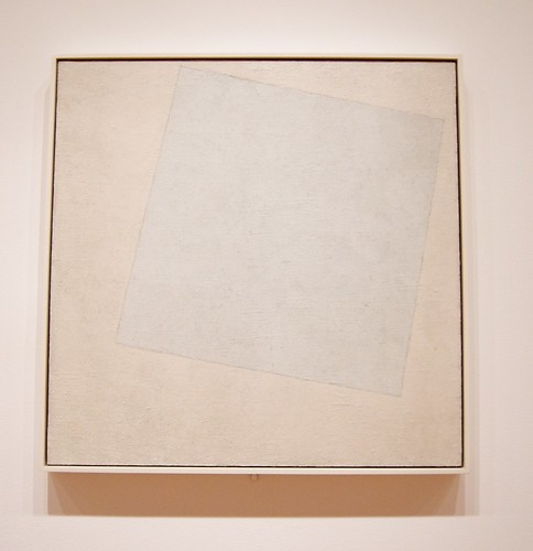Malevich - White on White