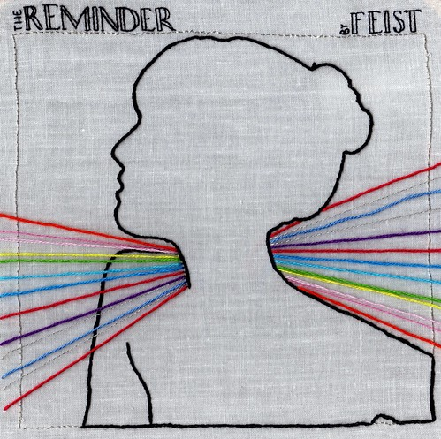 "Feist ""The Reminder"" album cover"