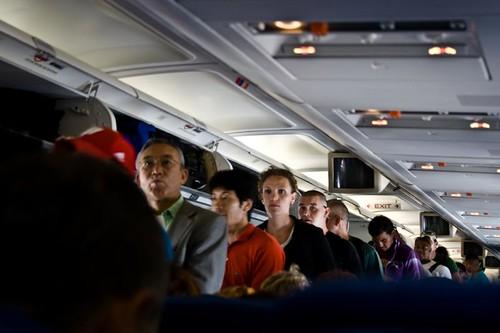 Now Boarding...