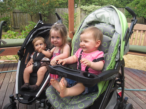 Hudson, Havana and Gracelyn