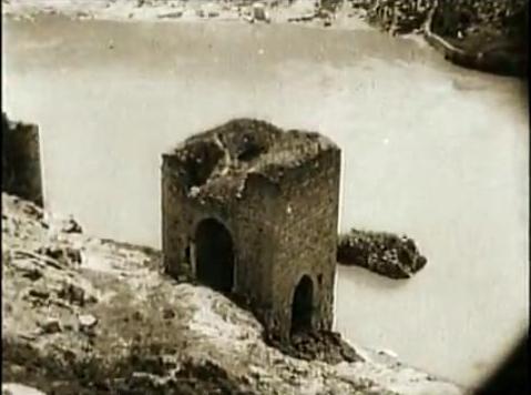 Baño de la Cava en los años 20
