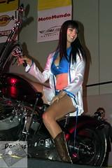 Las chicas del motofashion 2010