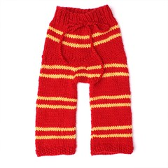 CLEARANCE Gryffindor Sheepy Pants Size Small longies