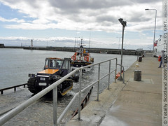 RNLB Kingdom of Fife- planned launch