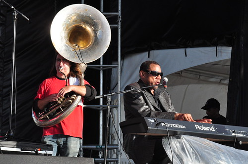 Rhythm Syndicate at Ottawa Bluesfest 2009