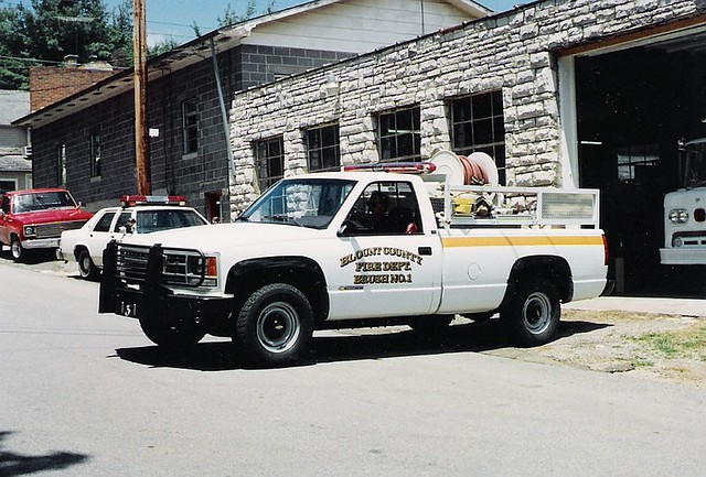brush chevrolet3500