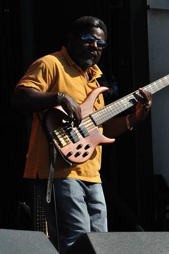 Larry McRay at Ottawa Bluesfest 2009