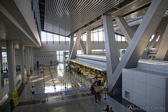 NAIA Terminal 3 (adcristal) Tags: city 3 hall check airport counter iii philippines terminal nikond70s international domestic manila t3 terminal3 pasay hdr naia mnl aquino in ninoy ninoyaquinointernationalairport pasaycity cebupacific tamron1750mmf28 tiii airportstreetstyle