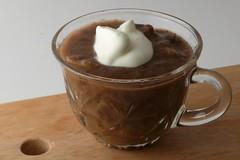 Maizes zupa (Latvian bread soup)