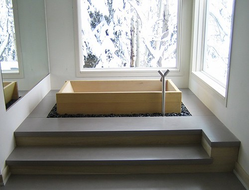 Japanese Bathroom Design Inspiration