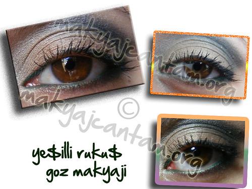 kozmetik makyaj yeşil göz makyajı örnekleri makyaj uygulamaları makyaj resimleri makyaj nasıl yapılır makyaj blogu