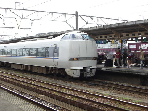 "683系特急しらさぎ/683 Series Limited Express ""Shirasagi"""