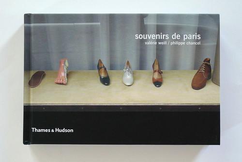 Souvenirs de Paris chez Thames & Hudson