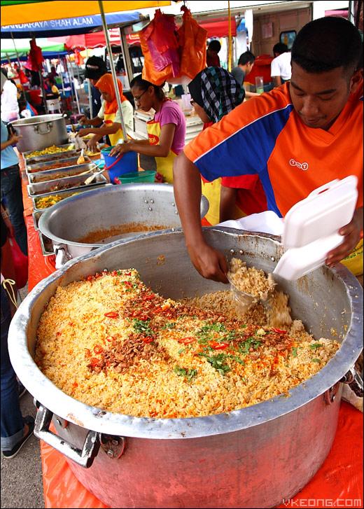 nasi-briyani-stall