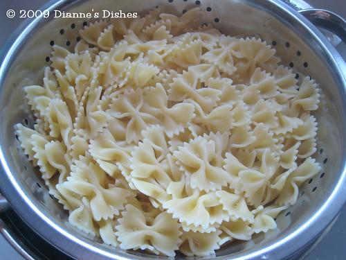 Bow Tie Pasta Salad: Bow Tie Pasta