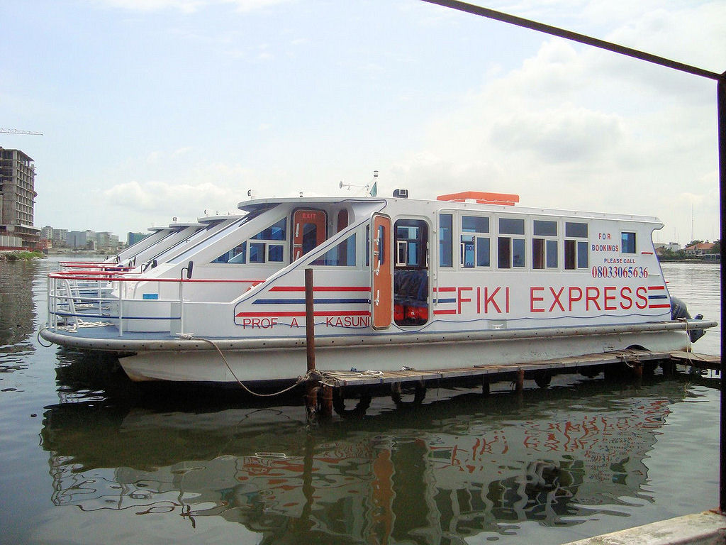 Image result for ferry lagos nigeria