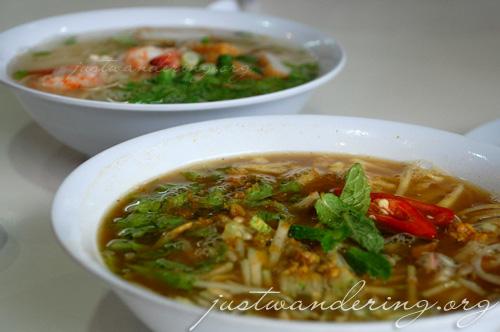 Penang Food Village Asam Laksa
