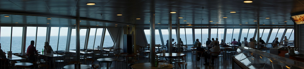 Aboard M/S Romantika
