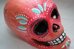 DSC_0560 (She Lost It) Tags: de dead skull los day dia sugar muertos calavera