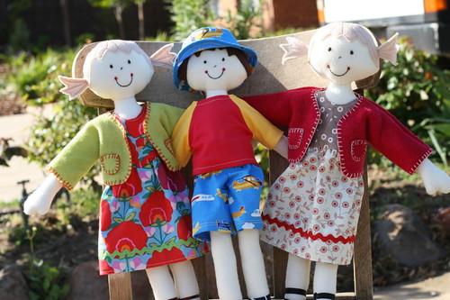 Kinder dolls