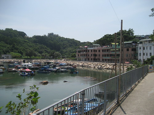 The Town of Sai Wan