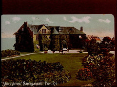 a1764 (Providence Public Library) Tags: narragansett shoreacres postcardcollection narragansettpier narragansettpierri rhodeislandimages pc7511