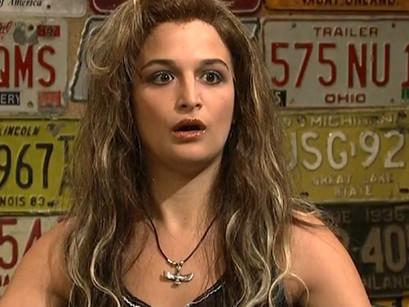 Jenny Slate swear SNL FBOMB