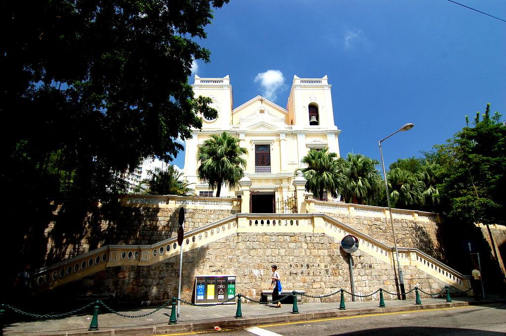 聖老倫佐教堂, Macau