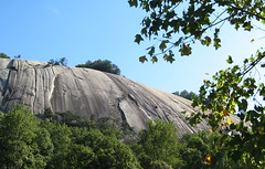 Another shot of Stone Mountain