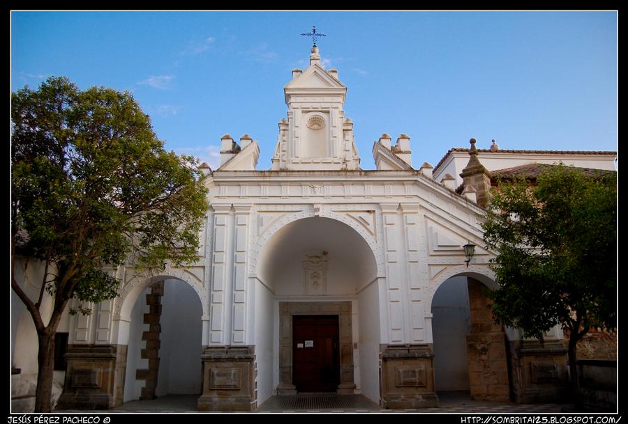 Santuario de Nuestra Señora de Belén en la comarca de La Serena de Badajoz