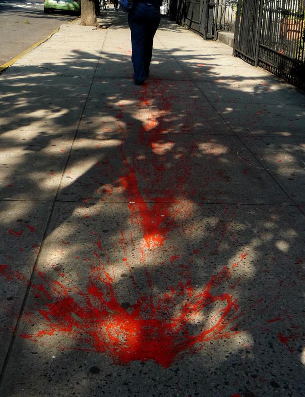 Sidewalk Splats