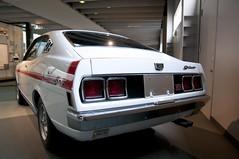 Mitsubishi Colt Galant GTO-MR A53C, Toyota Automobile Museum, Nagoya