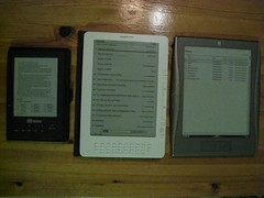 BeBook - Kindle - iRex (foto door: PiAir (Old Skool))