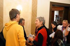 """Notre première réunion à notre arrivée à Irkoutsk-Régine rencontre Slava - Photo de Serguei БЕПОВ • <a style=""""font-size:0.8em;"""" href=""""http://www.flickr.com/photos/12564537@N08/3992579357/"""" target=""""_blank"""">View on Flickr</a>"""