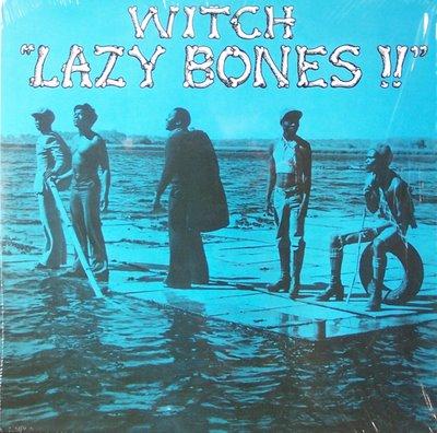 Witch Lazy Bones Witch Lazy Bones