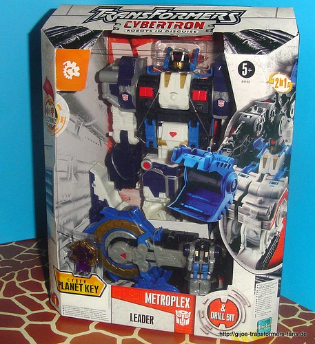 Metroplex Cybertron Leader Transformers 001