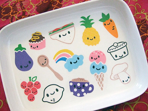 food friends tray