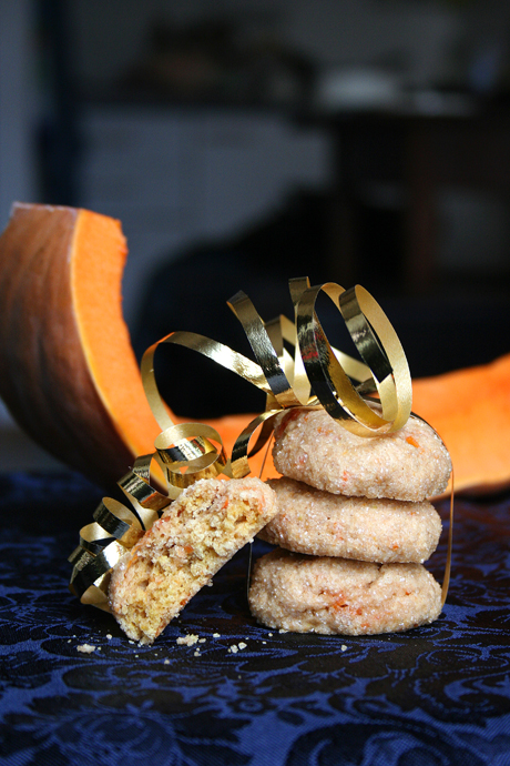 biscotti farro & zucca