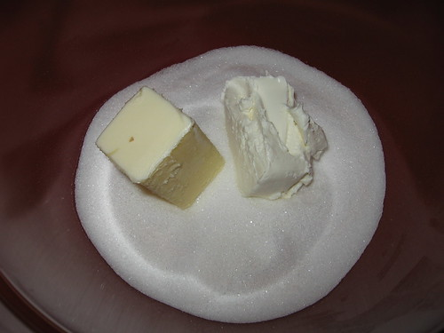 1/4 cup butter, softened
